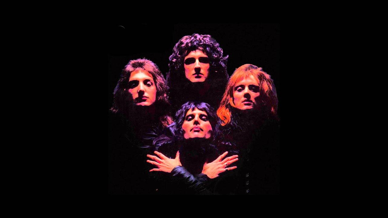 Bohemian Rhapsody ist ein Rocksong der 1975 von Freddie Mercury geschrieben wurde Das Stück wurde als Auskopplung aus dem Album A Night at the Opera seiner Band
