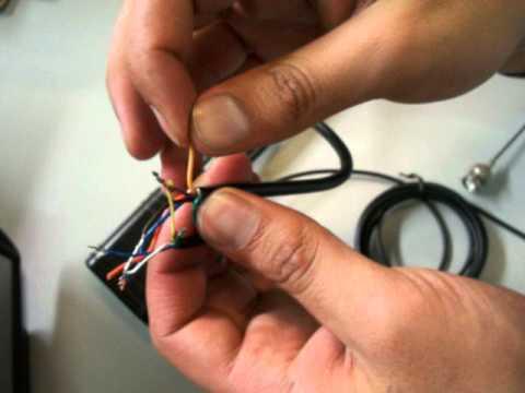CONECTION MDT TO SKYPATROL TT-8750