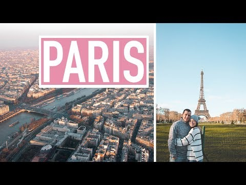 WHAT TO DO IN PARIS | TRAVEL DIARY