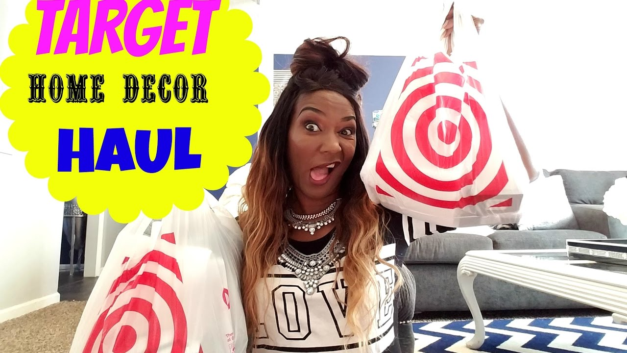 target home decor haul target home decor haul small jewlery haul 11759