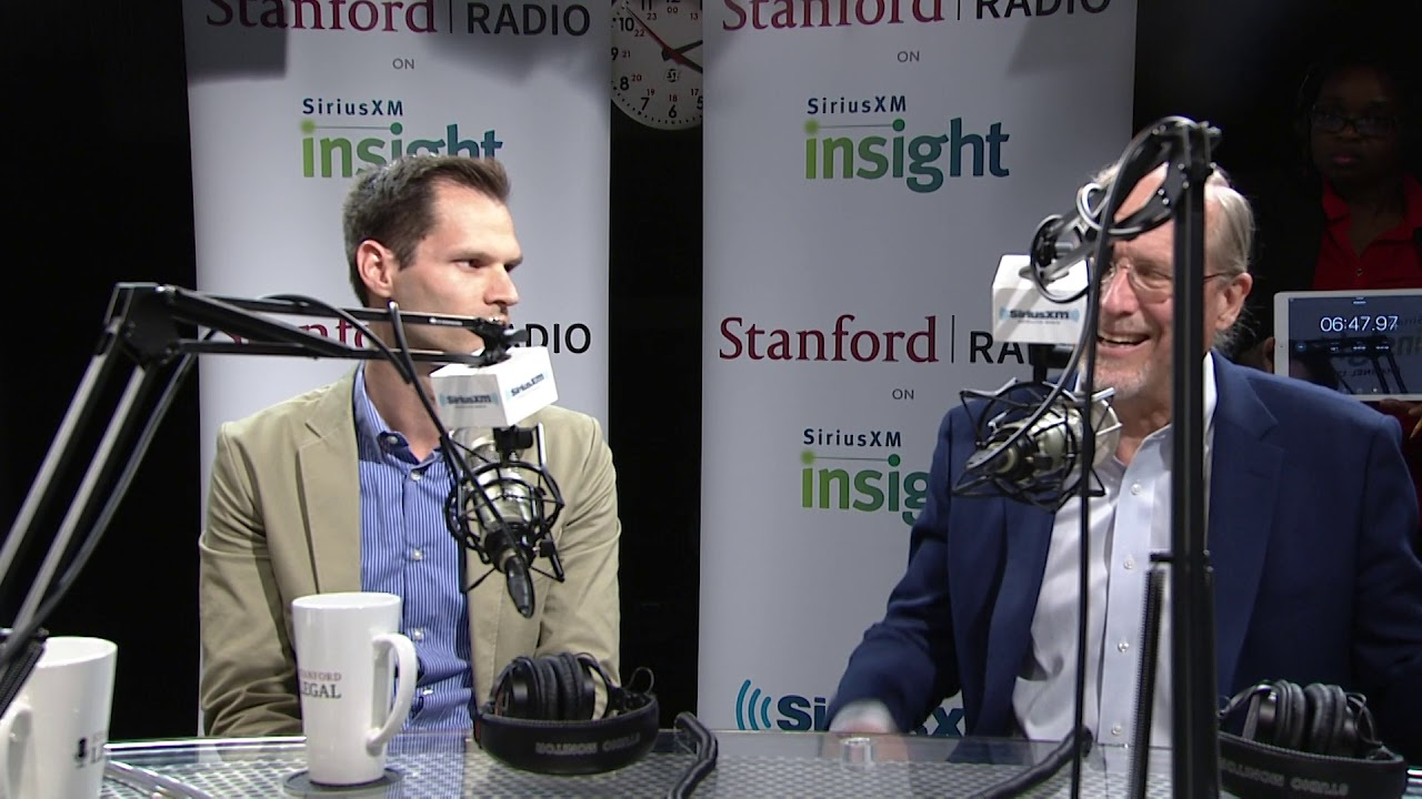 Can Technology Help Address the Mental Health Crisis? - Stanford Legal on Sirius XM Radio