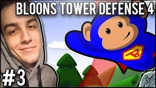 NOWY ROK WE WRZEŚNIU! - Bloons Tower Defense 4 #3