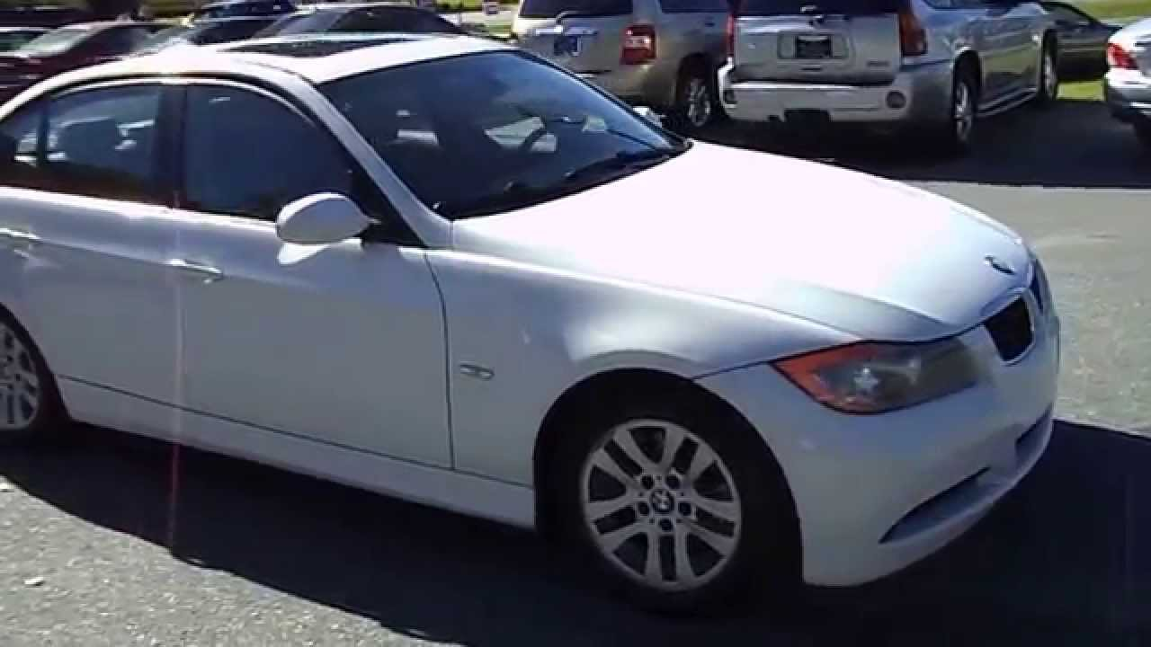 BMW Convertible 06 bmw 325i price 2006 BMW 325i White Super Nice! - YouTube