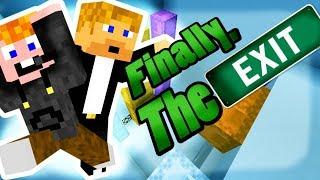 Minecraft - Finally, The Exit! [EGY KIS LOGIKA?]