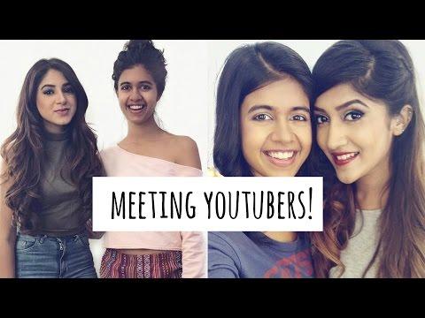 #SejalVlogs| Met Aashna Shroff and Larissa D'sa!