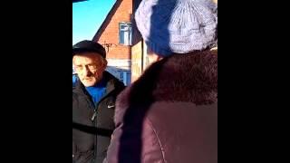 Незаконное отключение садового дома от электроснабжения VIDEO 002(, 2014-01-22T18:21:36.000Z)