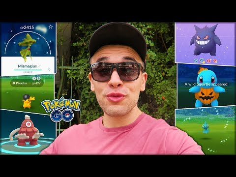 PREDICTIONS FOR THIS YEAR'S HALLOWEEN EVENT! (Pokémon GO)