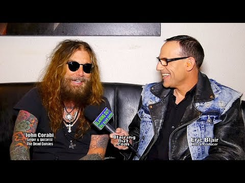 The Dead Daisies John Corabi & Eric Blair talk Rock 2018