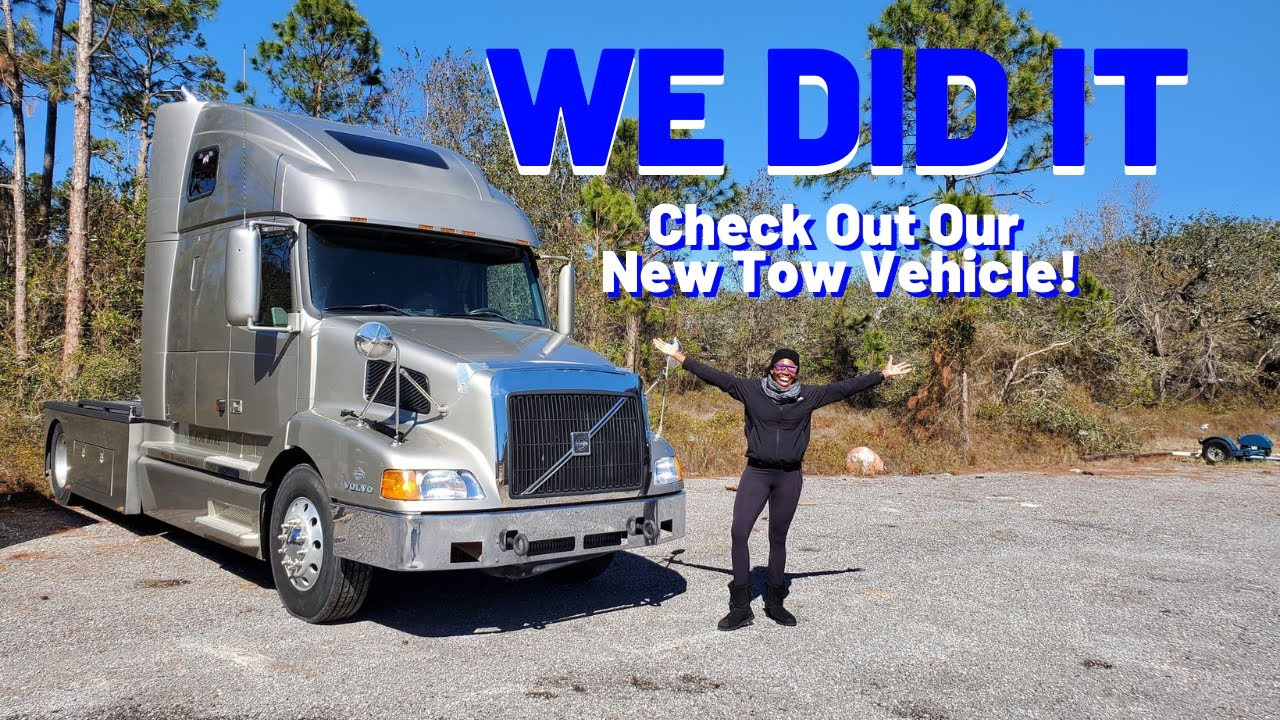 Download We did it - we are converting to a HDT!! || Volvo 660 || Full Time RV Living