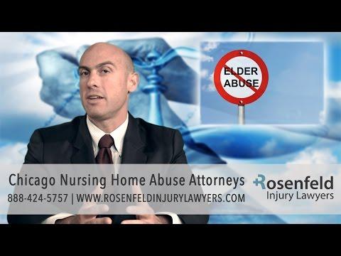 Chicago Nursing Home Abuse Attorneys - Rosenfeld Injury Lawyers