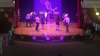 Latin Dance Group Choreography 2017