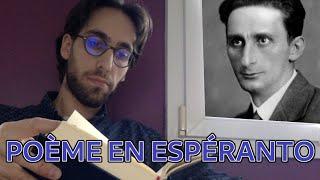 JULIO BAGHY : un POÈTE en ESPÉRANTO (1891–2021)