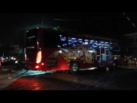 Keberangkatan Bus SURABAYA INDAH Dan LANGSUNG INDAH