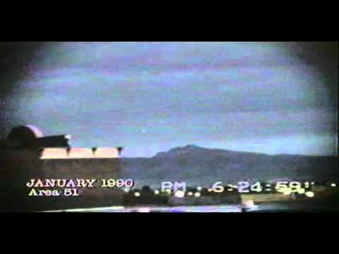 Government Secret Files - UFO - Real Military Area 51 Footage