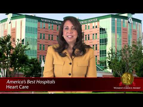 North Cypress Medical Center - America's Best Hospitals Heart Care