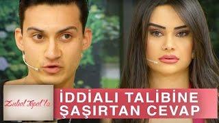 Zuhal Topal'la 170. Bölüm (HD) | Naz'dan İddialı Talibi Ozan'ı Şaşırtan Cevap!