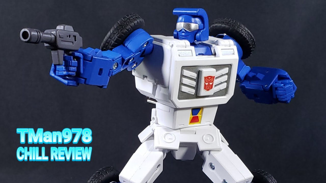Fans Toys FT-43 Dunerunner 3rd Party Beachcomber CHILL REVIEW