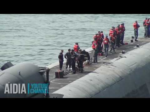 NorthKoreanNews  Tensions   USS Michigan Nuclear Powered Submarine to Enter South Korean Port