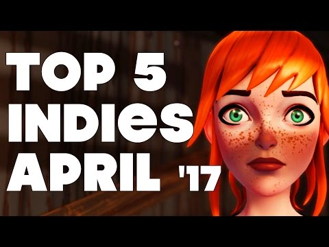 Top 5 Best Looking Indie Games of April 2017