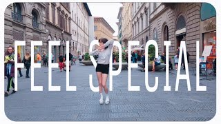 [K-POP IN PUBLIC - ITALY] TWICE - FEEL SPECIAL DANCE COVER ~ [SUNSET 썬셋 CREW]