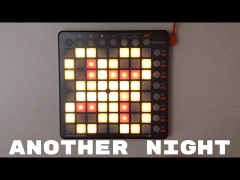 Mike Williams ft Matluck – Another Night Roses Remix  Launchpad S Cover