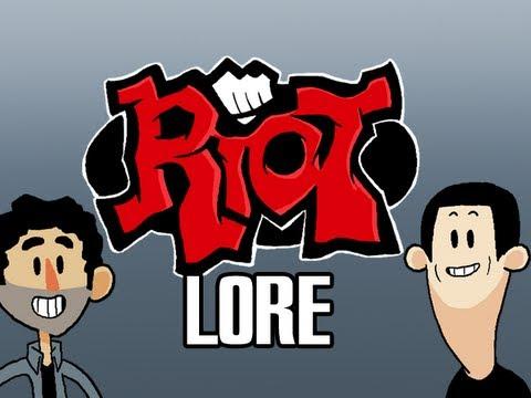 LORE - Riot Games Lore in a Minute!