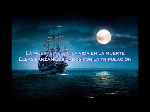 Iron Maiden - The rime of the ancient mariner. Letra en español.