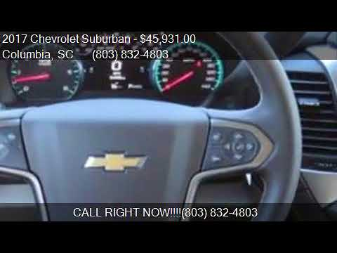 2017 Chevrolet Suburban LT 1500 4x2 4dr SUV for sale in Colu