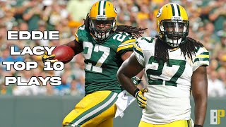 Eddie lacy was a workhorse for the packers and i miss days of seeing him run. how many these plays do you remember?follow fan to network on twitch...