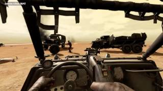 Far Cry® 4 Mad Max: Fury Road Map