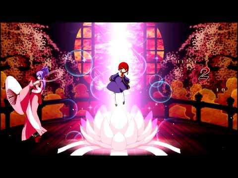 BlazBlue Chrono Phantasma Extend Amane All Characters Astral Finishes Variations