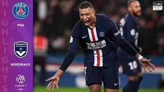 PSG 4 - 3 Bordeaux - HIGHLIGHTS & GOALS - 02/23/2020