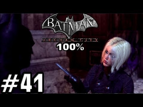 Let's Play Batman Arkham City (100% / Schwer): #41 - Vicki V