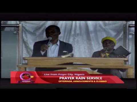 MFM Prayer Rain Friday 08-02-19 - YouTube