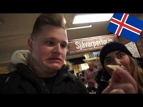 REYKJAVIK, PENIS MUSEUMS AND EATING ROTTEN SHARK | Iceland Travel Vlog