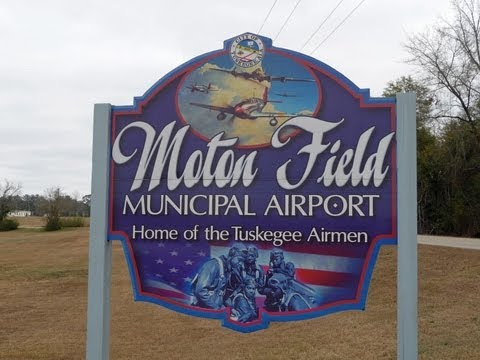Tuskegee Airmen National Historic Site, Tuskegee, Alabama, USA