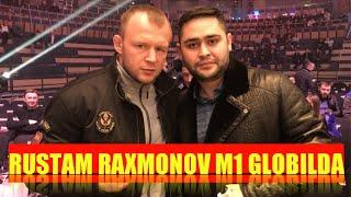 RUSTAM RAXMONOV M1 CHELENJDA VATANDOSHLAR BILAN BIRGA
