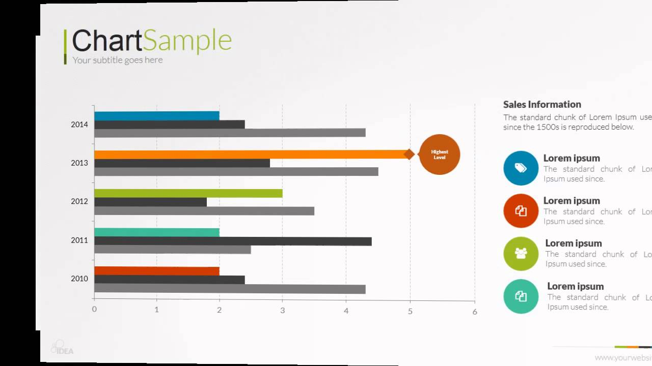idea powerpoint presentation template - youtube, Presentation templates