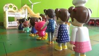 콩순이 콩콩이 세요 10명 친구들 침대 장난감 놀이 K…
