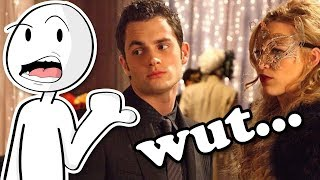 Gossip Girl is kinda dumb... (part 2)