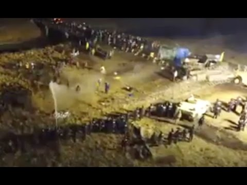 Standing Rock Drone Footage Looks Bad, So Government Bans It