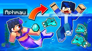 5 Mermaid PRANKS To Help Your Minecraft Friends!