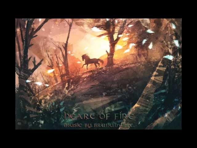 Fantasy Celtic Music - Heart of Fire