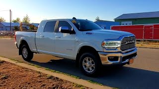 2019 Ram 3500 mega cab. Why buy a mega cab? A review done like no other!