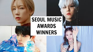 SEOUL MUSIC AWARDS 2020 WINNERS