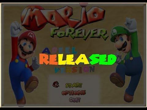 Mario Forever Adeel Malik's Version RELEASED!!!