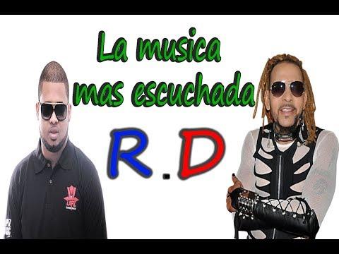 Top 10 Canciones Mas Escuchada En La Radio En Republica Dominicana 26/09/17