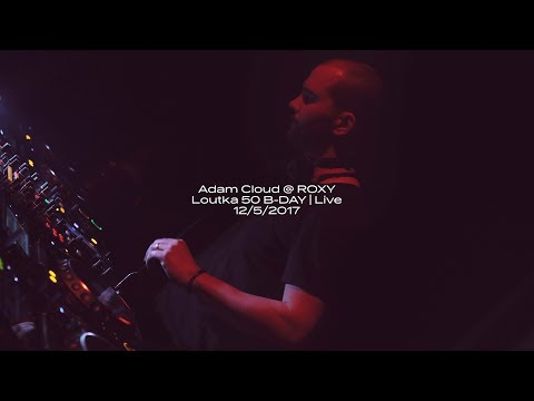 Adam Cloud @ ROXY | Loutka 50 B-DAY | Live
