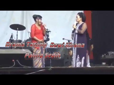 Drama Tarling Dewi Kirana Paling Sedih