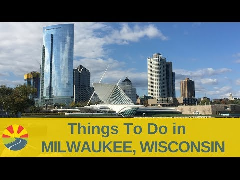 TOP 10 Things To Do In Milwaukee, Wisconsin WITH KIDS